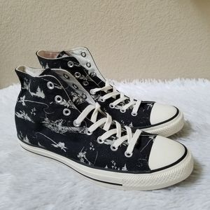 Converse All Star Fly Fishing Chuck Taylor Sz 10